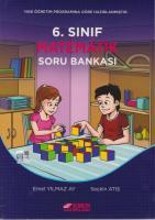 Esen 6. Sınıf Matematik Soru Bankası-YENİ
