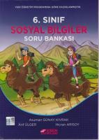 Esen 6. Sınıf Sosyal Bilgiler Soru Bankası-YENİ