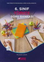Esen 6. Sınıf Türkçe Soru Bankası-YENİ