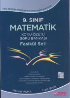 Esen 9. Sınıf Matematik Konu Özetli Soru Bankası Fasükül Seti