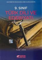 Esen 9. Sınıf Türk Dili ve Edebiyatı Konu Anlatımlı