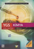 FDD YGS Kimya Konu Anlatımlı