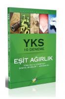 FDD YKS Eşit Ağırlık 10 Deneme (Türk Dili Ve Edebiyatı-Sosyal Bilimler 1-Matematik)