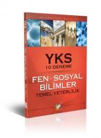 FDD YKS Fen - Sosyal Bilimler Temel Yeterlilik 10 Deneme 1. Oturum