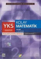 FDD YKS Kolay Matematik İpuçlarlarıyla Soru Bankası - Alan 2. Oturum