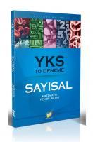 FDD YKS Sayısal 10 Deneme (Matematik - Fen Bilimleri)