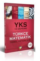 FDD YKS Türkçe Matematik 10 Deneme Temel Yeterlilik Testleri 1. Oturum