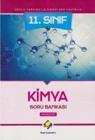 Final 11. Sınıf Kimya Soru Bankası-YENİ