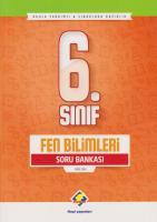 Final 6. Sınıf Fen Bilimleri Soru Bankası-YENİ
