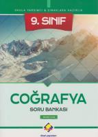Final 9. Sınıf Coğrafya Soru Bankası-YENİ