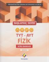 Final TYT AYT Fizik Soru Bankası-Başlangıç Serisi-YENİ