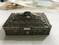 Elişi Gümüş Kutu