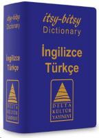 İtsy-Bitsy İngilizce-Türkçe Mini Sözlük