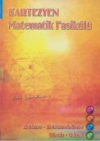 Kartezyen Matematik Bölme-Bölünebilme Obeb-Okek