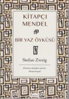 Kitapçı Mendel-Bir Yaz Öyküsü K. Kapak