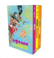 Korsan Komşular Serisi-Kutulu Set (3 Kitap)
