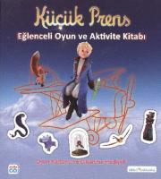 Küçük Prens Eğlenceli Oyun ve Aktive Kitabı