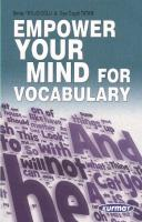 Kurmay Empower Your Mind For Vocabulary