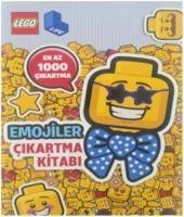Lego Emojiler Çıkartma Kitabı