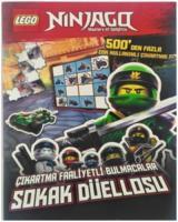 Lego Ninjago Sokak Düellosu