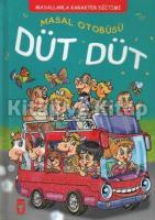 Masal Otobüsü Düt Düt (Ciltli)