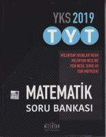 Milenyum YKS-TYT Matematik Soru Bankası-YENİ
