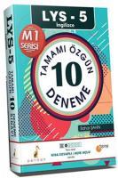Pelikan LYS 5 İngilizce Tamamı Özgün 10 Deneme M1 Serisi