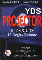 Pelikan YDS Projector (KPDS ÜDS 12 Özgün Deneme)