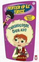 Profesör Kip İle Türkçe 09 Teknolojik Öge Avı