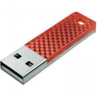 Sandisk 8GB Cruzer Facet Kırmızı Flash Bellek
