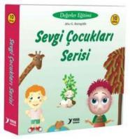 Sevgi Çocukları Değerler Eğitimi Serisi-10 Kitap Set