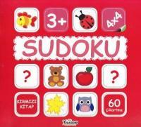 Sudoku 4X4-Kırmızı Kitap
