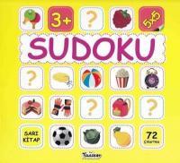 Sudoku 5X5-Sarı Kitap