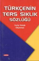 Türkçenin Ters Sıklık Sözlüğü