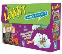 Türkiyeyi Geziyorum-5 Levent 5 Kitap Set