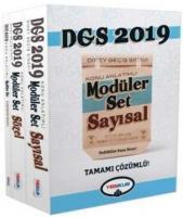 Yediiklim DGS Konu Anlatımlı Modüler Set 2019-YENİ