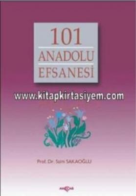 101 Anadolu Efsanesi
