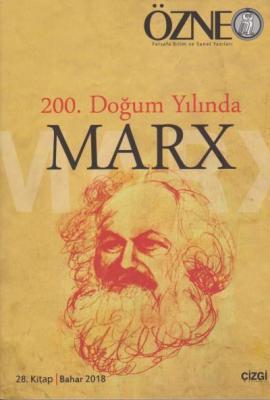 Özne 28. Kitap / 200. Doğum Yılında Marx