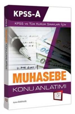657 KPSS A Grubu Muhasebe Konu Anlatımı 2018