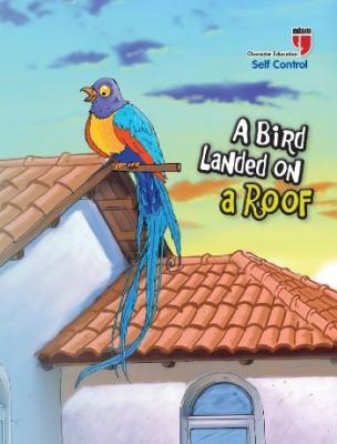 A Bird Landed on a Roof - Self Control Neriman Karatekin