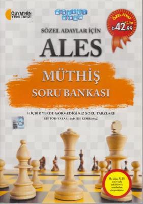 Akıllı Adam ALES Müthiş Soru Bankası (Sözel Adaylar İçin)