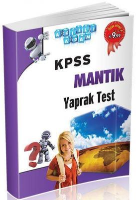 Akıllı Adam KPSS Mantık Yaprak Test