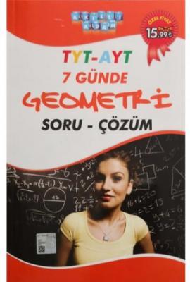 Akıllı Adam TYT 7 Günde Geometri Soru-Çözüm