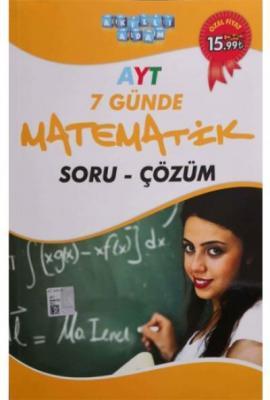 Akıllı Adam AYT 7 Günde Matematik Soru-Çözüm