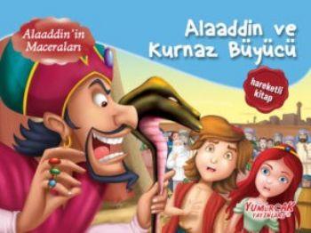 Alaaddinin Maceraları Alaaddin ve Kurnaz Büyücü