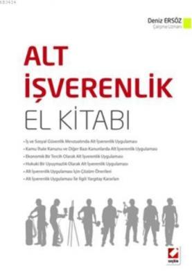 Alt İşverenlik El Kitabı