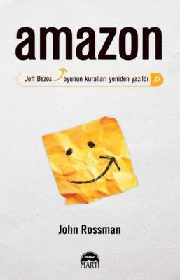 Amazon John Rossman