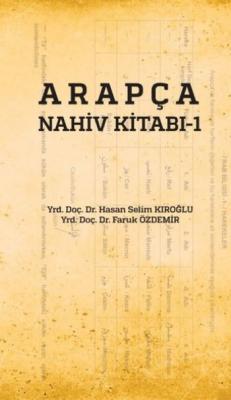 Arapça Nahiv Kitabı-1
