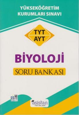 Asistan TYT AYT Biyoloji Soru Bankası-YENİ