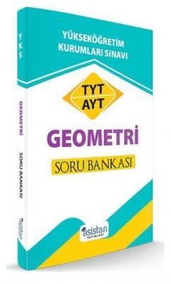 Asistan TYT AYT Geometri Soru Bankası-YENİ Asistan Yayınları Komisyon